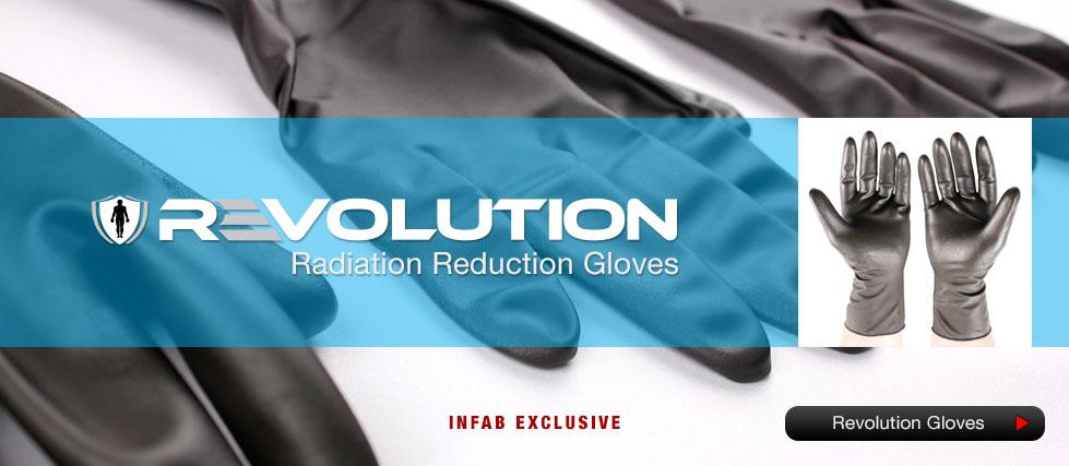 lead gloves revolution original guante plomado